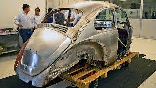 Download Car Restoration – 1967 Volkswagen Beetle Video