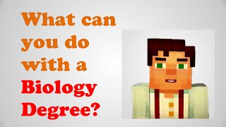 Download What can I do with a biology degree? Discover Now! Major, Best Jobs & Careers - Refi Online Colleges Video