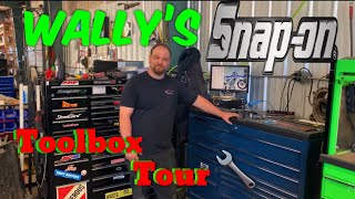 Download Snap On Toolbox Tour: What's in Wally's toolbox ? Video