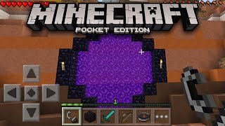 Download EPIC NETHER PORTALS IN MCPE! - Minecraft PE Confirmed Features (Pocket Edition) Video