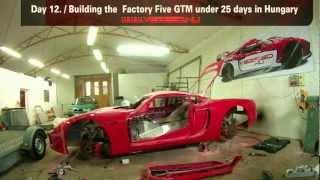Download Factory Five GTM building under 25 days! - TIMELAPS VIDEO - VEZESD.HU Video
