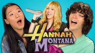 Download Teens React to Hannah Montana (10th Anniversary) Video