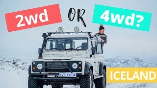 Download Do I need a 2wd or 4wd in Iceland? Video
