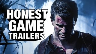 Download UNCHARTED 4 (Honest Game Trailers) Video