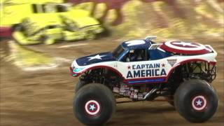 Download Monster Jam in Lincoln Financial Field - Philadelphia, PA 2012 - Full Show - Episode 2 Video