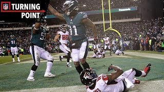Download Battle of the Birds Ends with a Clutch Red Zone Stop (NFC Divisional Round) | NFL Turning Point Video