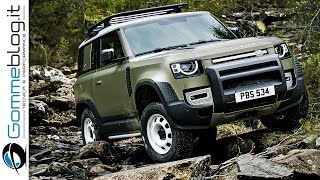 Download 2020 Land Rover DEFENDER - NEW Incomparable and Unstoppable 4x4 Video