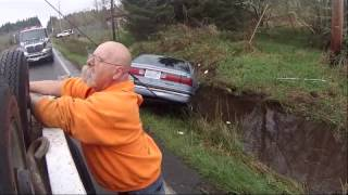 Download Another Muddy Ditch Recovery Total Loss Video