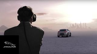 Download Jaguar I-PACE Concept | Virtual Reality Reveal in LA Video