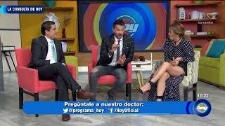 Download Andrea Legarreta hot legs - Hoy - 06/01/18 Video