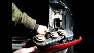 Download Jeep tail light repair, Part 2. Details on connectors/tin foil. Brake Light fix. Grand Cherokee WJ Video