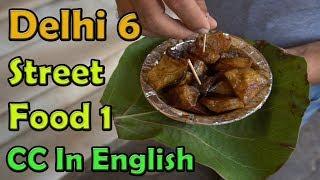 Download Chandni chowk street food, Old Delhi | Indian street food. Video
