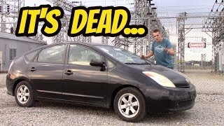 Download I Bought a Cheap Toyota Prius- with a DEAD Hybrid battery Video