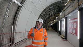 Download Moving Ahead, August 2017: Crossrail's quarterly update Video