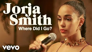 Download Jorja Smith - Where Did I Go? (Live) | Vevo UK LIFT Video