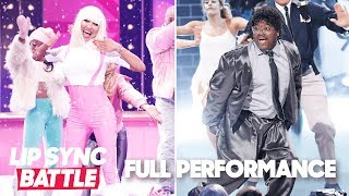 "Download Lil Rel Howery's ""Ghosbusters"" vs. Naya Rivera's ""Barbie Girl"" 