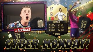 Download FIFA 17 : BIG CYBER MONDAY PACK OPENING | WALKOUTS & SPECIAL CARDS!!!! Video