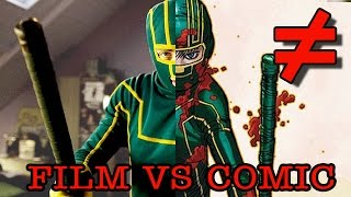 Download Kick-Ass - What's the Difference? Video