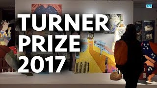 Download TURNER PRIZE EXHIBITION AT FERENS ART GALLERY 2017 | TRIP TO HULL VLOG Video
