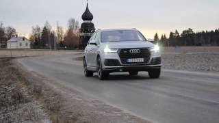 Download Audi SQ7 4.0 TDI 435 PS 900NM(launch, inboard lovely V8 sound) Video