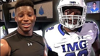 Download 🔥🔥 Noah Cain '19 | IMG Academy (FL) - Balln in 2017 Video