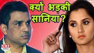Download Twitter पर भिड़े Sania Mirza और Sanjay Manjerkar, Sania ने दिया ये Reply Video