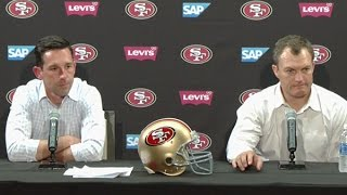 Download Shanahan and Lynch Discuss QB C.J. Beathard Video
