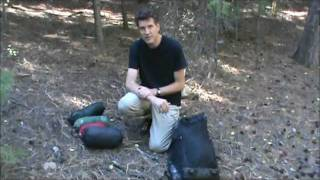 Download Getting Started - My Big 3 for Ultralight Backpacking Video