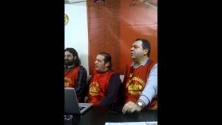 Download Grup Yorum - De be Aslan Karam 2014 (Hilmi Yarayıcı ve Efkan Şeşen) Video