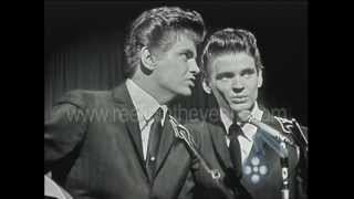 Download Everly Brothers- ″All I Have To Do Is Dream/Cathy's Clown″ 1960 (Reelin' In The Years Archives) Video