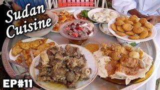Download Sudanese Cuisine | Sudan | Cultural Flavors | EP 11 Video
