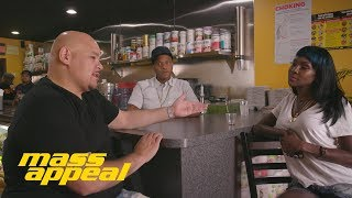 Download JUICE APPEAL: Fat Joe stops by Juices for Life with Adjua Styles and Styles P. | Mass Appeal Video