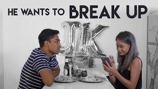 Download He Wants To Break Up Video