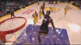 Download LeBron James Top 10 Dunks 2012/2013 HD Part 1 Video