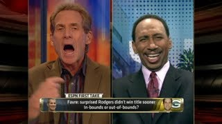 Download 10 Most Ridiculous Things Ever Said by Stephen A. Smith or Skip Bayless Video