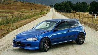 Download Honda Civic ″EG″ Hatch K24 Swap - One Take Video
