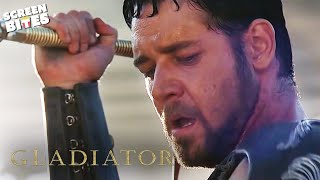 Download Gladiator | The Battle with A Retired Gladiator (ft Russell Crowe and Joaquin Phoenix) Video
