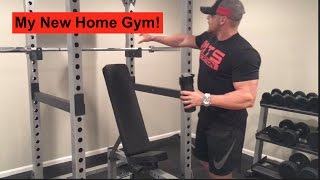 Download My New Home Gym! Video