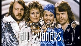 Download Eurovision All Winners (1956 - 2018) Video