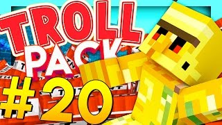 Download BLOWING UP BEN'S HOUSE - Minecraft TROLL PACK #20 Video