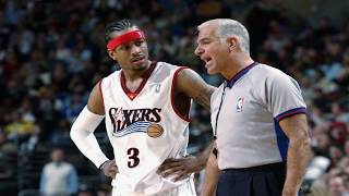 Download Allen Iverson Top 10 plays vs NBA Referees ! *Happy 42nd Birthday to AI Video
