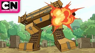 Download Craig of the Creek | Attack On Cardboard City | Cartoon Network Video
