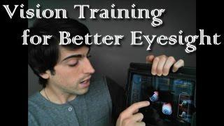 Download Vision Training for Better Eyesight Video
