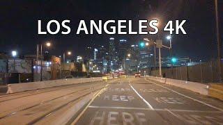 Download Los Angeles 4K - Night Drive Video