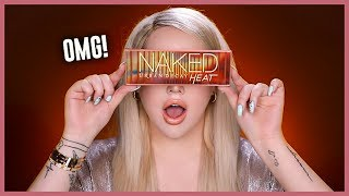 Download URBAN DECAY NAKED HEAT Collection - Review & Swatches Video