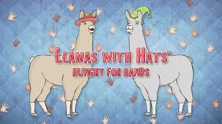 Download Llamas with Hats: Hungry for Hands Card Game Video
