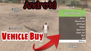 android)How to install cleo mod on gta sa[without root] Free