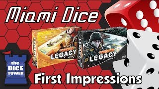 Download Miami Dice - Pandemic Legacy: Season 2 First Impressions **SPOILER-FREE** Video