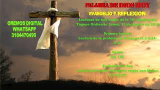 Download EVANGELIO Y REFLEXIÓN DE HOY LUNES 13 DE AGOSTO DEL 2018 Video