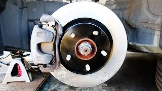Download How to Change Front and rear Brake Pads and Rotors (Complete Guide) Video